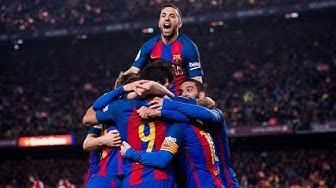 FC Barcelona - ALL 116 GOALS in La Liga 2016/17 (HD)