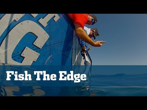 Drifting The Edge With Live Bait For Sailfish And Kingfish - Florida Sport Fishing TV