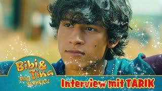 Wie Tarik zu seiner Rolle kam.... Interview mit Emilio - Bibi & Tina VOLL VERHEXT! thumbnail