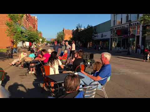Third Space Event Downtown Winona