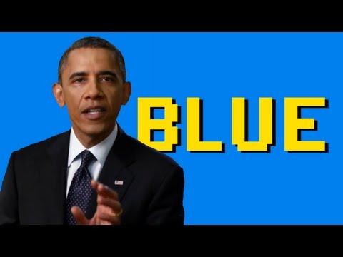 Obama Blue  A Remix
