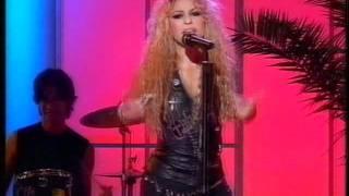 Shakira - Te aviso y Te anuncio (V. Tango)