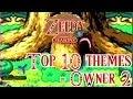 Oracle of Seasons - Top 10 Themes (Owner 2)