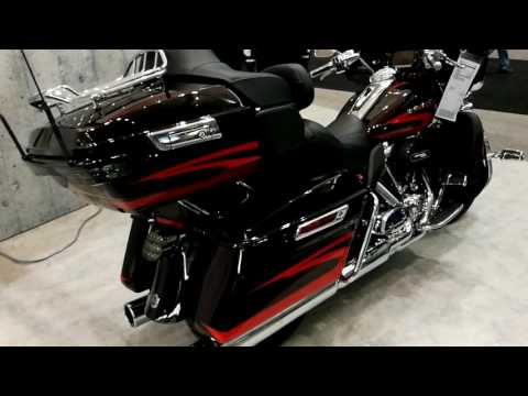 Harley-Davidson CVO Limited 2017