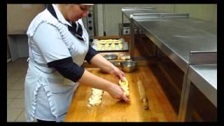 майстер клас на тему Приготування виробів із дріжджового тіста часть 2