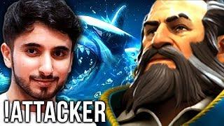 !Attacker The Master of Kunkka - EPIC Gameplay Compilation - Dota 2