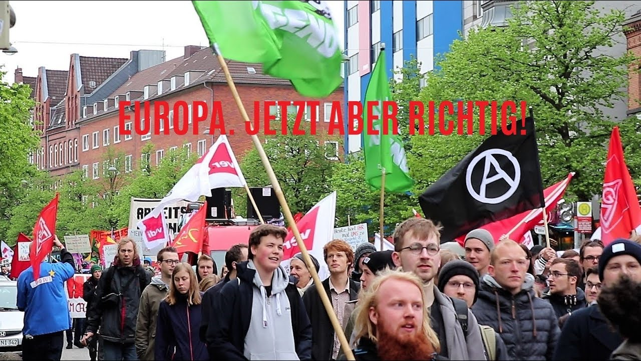 Demonstration Kiel
