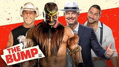Shawn Michaels Boogeyman Happy Corbin Madcap Moss join the show WWEs The Bump Oct 27 2021