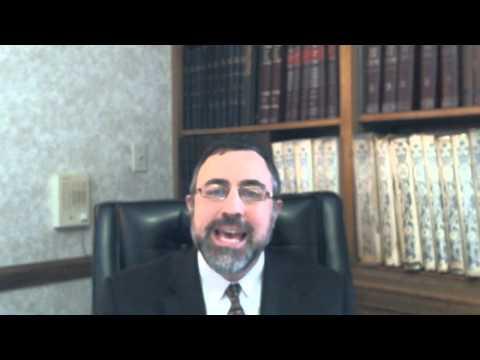 Video Vort - Shelach 5774 - Rabbi Etan Tokayer