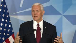 Pence: Time For Allies To Pay Fair Share For NATO