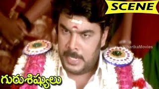 Bride Father Breaks Sundar Marriage - Superb Comedy Intro || Guru Sishyulu Movie Scenes