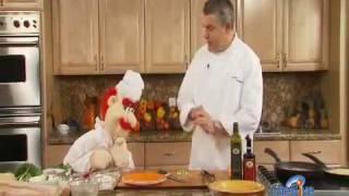 Pork Scallopini By Chef Luciano Pellegrini And Chef Bob Fromage