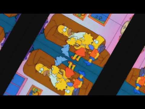 Super Bad Simpsons Mood Edit