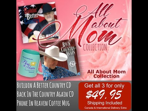 ALL ABOUT MOM Collection $49.95. Order Now For Mother's Day At Mikemanuel.com/general-store.html