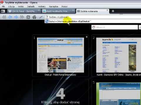 Jak zainstalować forum phpbb by przemo
