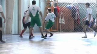 Соревнования по мини-футболу в ОГУ
