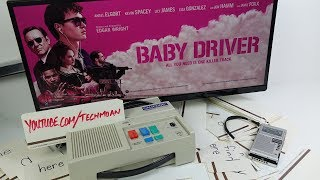 Baby Driver's Tape Scratching Machine