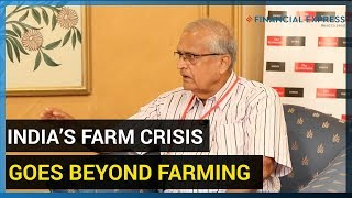 India's farm crisis goes beyond farming: Ashok Dhawale (All India Kisan Sabha)