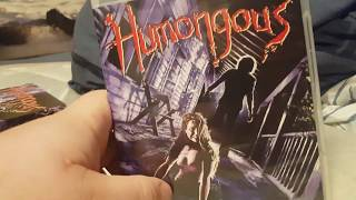 unboxing humongous blu ray from scorpion releasing