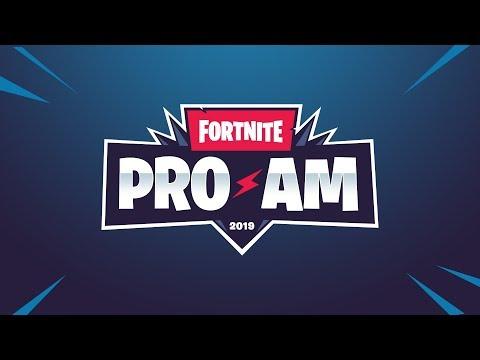 Fortnite Summer Block Party - Celebrity Pro-AM
