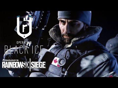 Operation Black Ice Trailer - Tom Clancy's Rainbow Six Siege