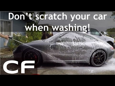 How To Wash Your Car Correctly Fast Easy Diy Tutorial Youtube