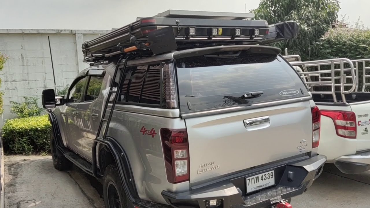Camping Car กับพลังงานไฟฟ้าฟรี ไม่มีหมด #Rooftop_พลังงานโซล่าเซล #ระบบพลังงานไฟฟ้าใน_Rooftop