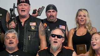 Heart of Fire 'Gun Choir' with Pope Dan Johnson thumbnail