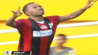 Bigmatch Persipura dua Gol Adison Alves & Fery Pahabol