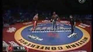 "WCL - Eddie ""Black Rage"" Burris vs John Mckibben"