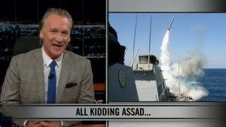 Bombing Syria - Bill Maher New Rules on Bombing Random countries