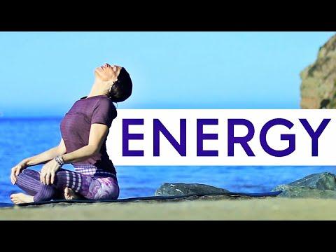 Yoga For Energy (Feels Amazing!) 20 Minute Energizing Flow