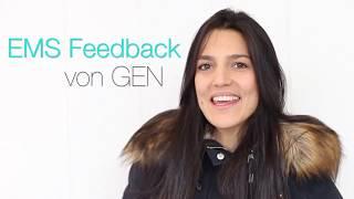 EMS Feedback Video und Erfahrungsbericht bei BodyNumber1 in Ulm