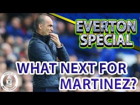 What Next For Roberto Martinez?