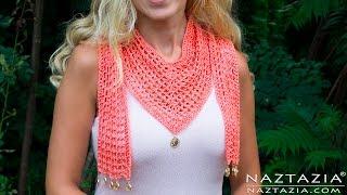 DIY Tutorial - How to Crochet The V Scar...