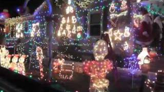 China Grove Xmas House