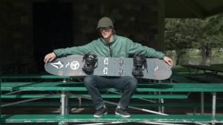 2017 Nitro Doppleganger Splitboard Snowboard Review