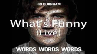 Bo Burnham - What