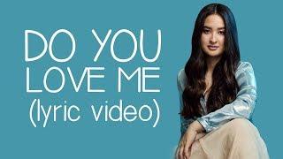 Download lagu Stephanie Poetri - Do You Love Me (Lyrics)