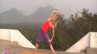 Йога для беременных - 2(Видео-курс Евгении Назаровой