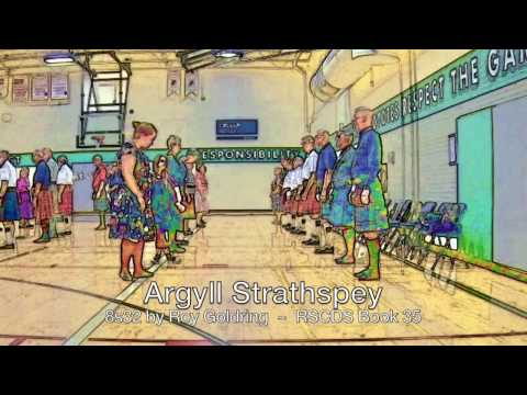 Argyll Strathspey