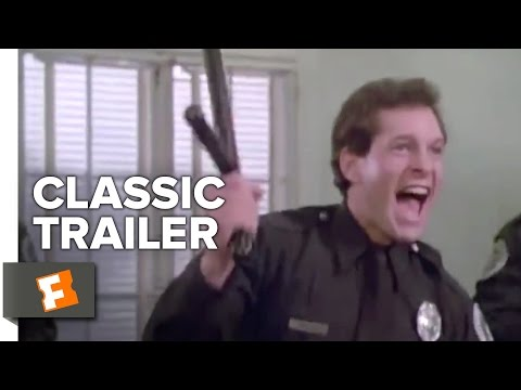 Police Academy 2: Their First Assignment (1985) Official Trailer - Steve Guttenberg Movie HD streaming vf