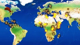 I Overpopulated Earth With 171 Billion People And This Happened - Power and Revolution 2019