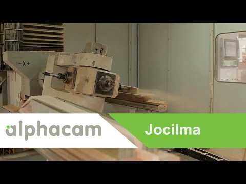 Core programming solution for CNC Routers - 3-axis to 5-axis | Alphacam Success Story