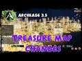 ArcheAge - Treasure Map changes in patch 3.5