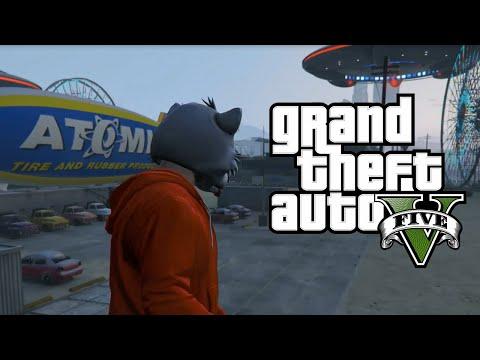 GTA 5 Next Gen Funny Moments - Stun Gun...