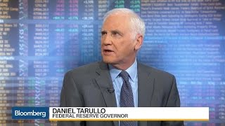 Fed's Daniel Tarullo on Bank Risks, Too-Big-to-Fail