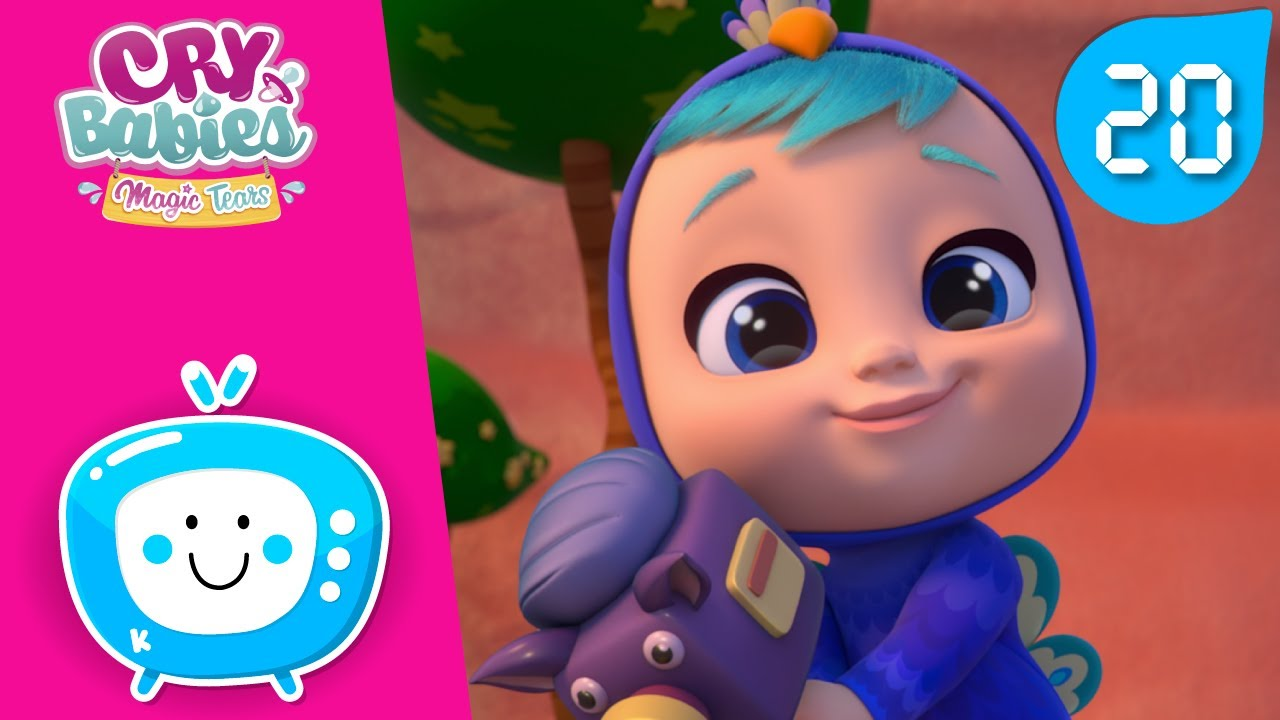 LOTS OF FUN! 🤣 CRY BABIES 💧 MAGIC TEARS 💕 Full Episodes 🌈 VIDEOS and CARTOONS for KIDS in ENGLISH