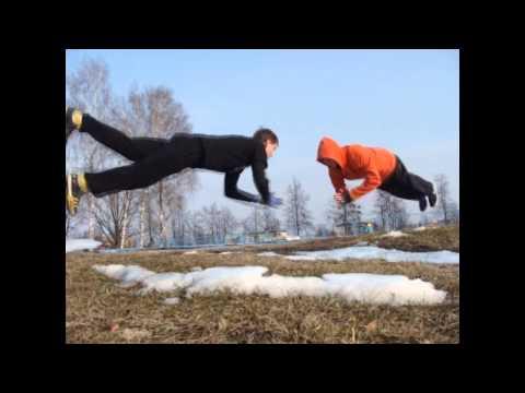 Street Workout Hajnówka Winter 2k14 [Trailer]