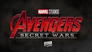 Avengers: Secret Wars & Battleworld Leaked As The Next Big MCU Event   Marvel Movie News Update